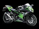 Ninja 300 KRT Edition