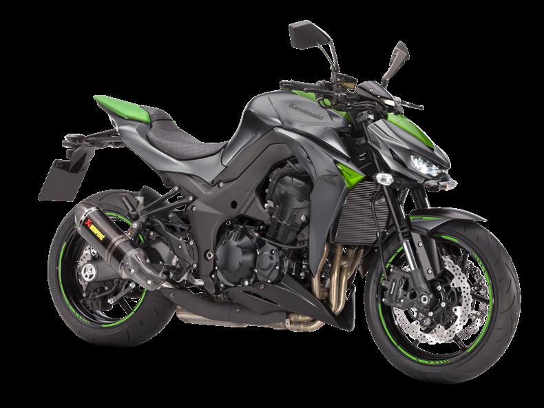 Z1000 Performance MY 2016 - Kawasaki Italia