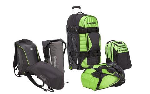 Kawasaki Ogio Travel Bags