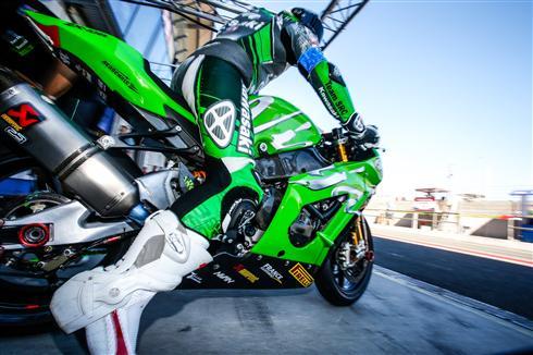 Team SRC Kawasaki keeps strong focus on the title at Oschersleben
