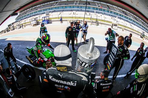 A tough race in Portimão