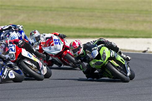 Fighting Fourth For Ryde At Round One