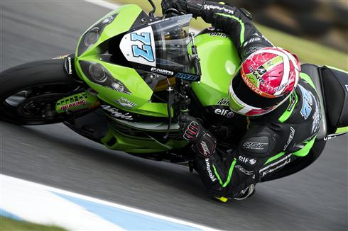 Ryde Rises To Fourth After Strong Superpole Saturday