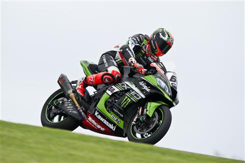 Rea And Sykes Start Strongly At Phillip Island