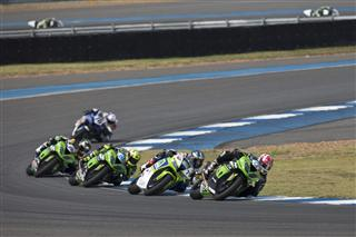 Top Five Race Finishes For Kawasaki Puccetti Racing