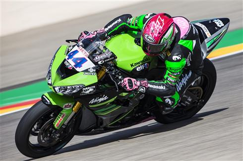Home Round For Kawasaki Puccetti Racing