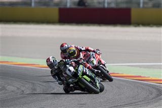 Second And Fourth For KRT Riders In Race Two