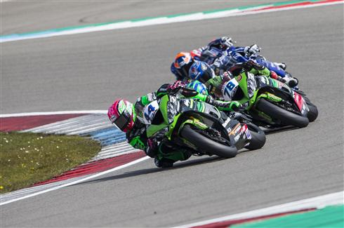 Assen Sees Mahias Fifth And Okubo Seventh