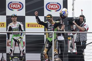 Third Race Win For Sofuoglu in WorldSSP