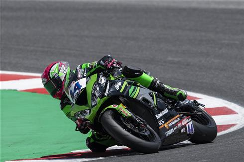 Action Restarts For WorldSSP Riders