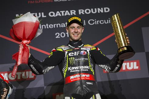 Rea Ends 2019 With Perfect Final Day