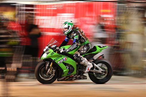 Le Mans nightmare for Kawasaki SRC