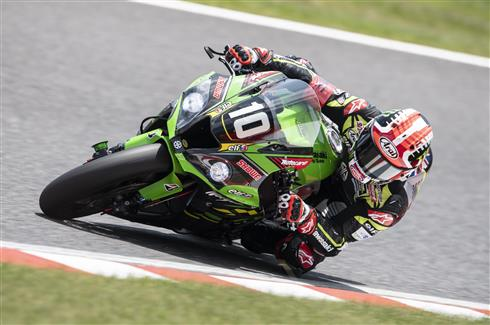 Positive Finish To Suzuka 8 Hours Testing Programme