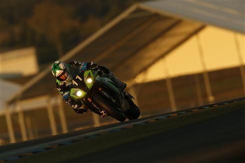 Great second place for SRC Kawasaki at Le Mans 24 hour endurance race
