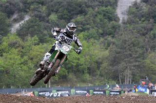Seva Brylyakov seventh in Italy