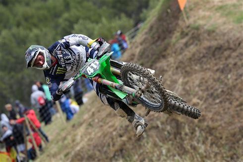 Nicolas Dercourt seventh in Spain