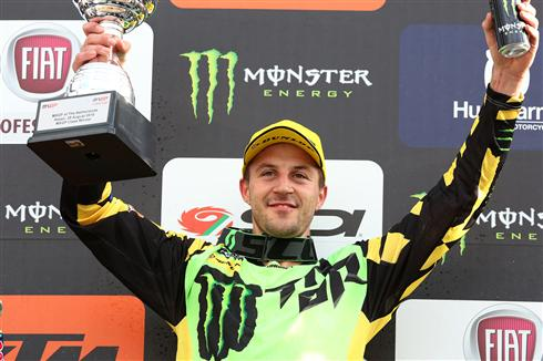 Clement Desalle wins in the Netherlands