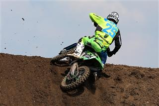 Clement Desalle fourth in Germany