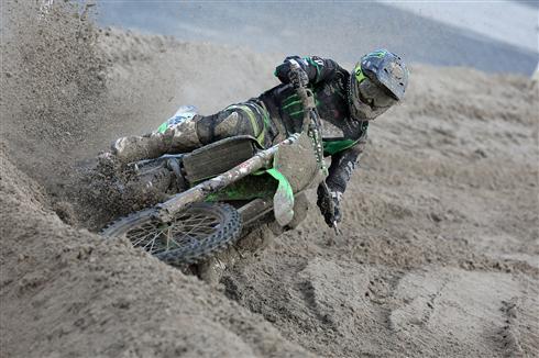 Crashes spoil Petar Petrov's weekend