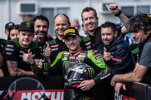 Brilliant First KRT Podium For Lowes As Rea Finds Misfortune