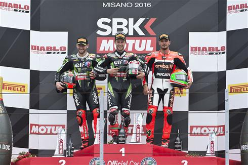 Rea Doubles Up As KRT Riders Take Another 1-2