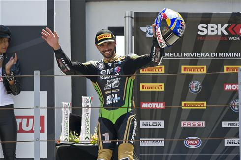 Sofuoglu Extends Championship Lead With Misano Race Win