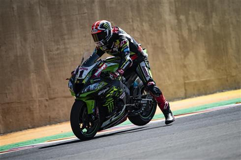 Rea Second And Haslam Seventh On Day One
