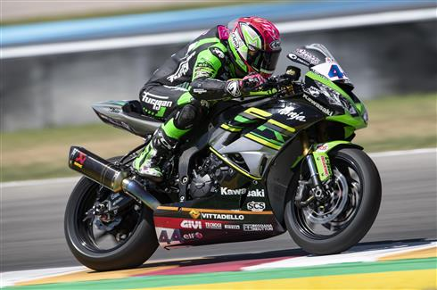 Mahias Fifth After Tricky Superpole