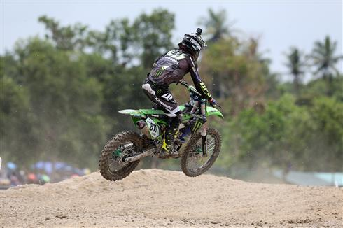 A sixth for Adam Sterry in Indonesia