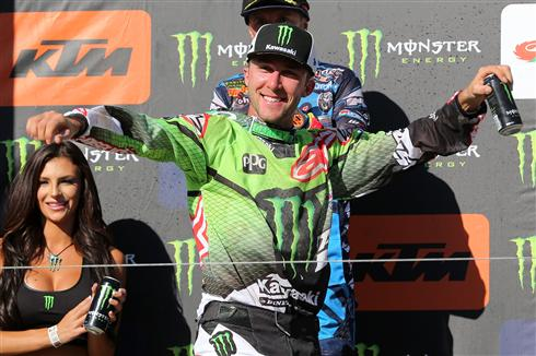 Another double victory for Eli Tomac
