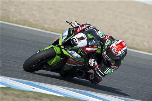 Jerez Test Sessions See Rea And Sykes Lead The Field