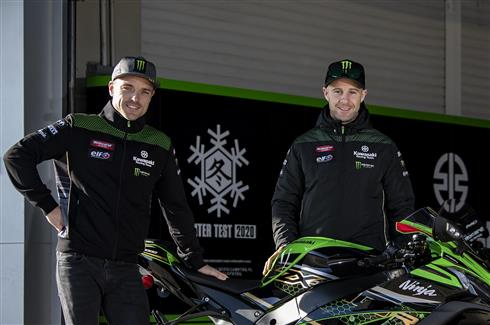 KRT WorldSBK Launch Event Approaches