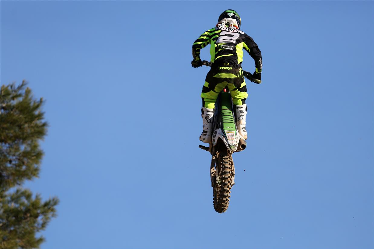 Villopoto and Rattray prepare the GP's