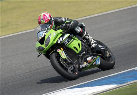 Sofuoglu Returns As Ryde Continues Fast Progress