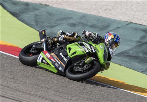 Season Restarts For Kawasaki And Puccetti
