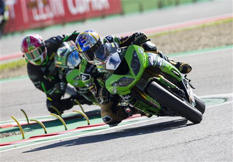 Sofuoglu On Second Row After Imola Superpole