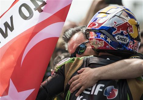 Forty WorldSSP Wins For Sofuoglu
