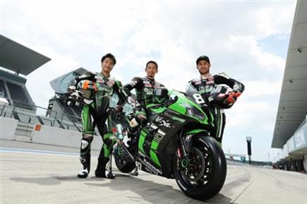 Haslam targets the Suzuka 8 Hour podium