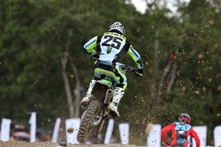 Another podium for Clement Desalle in Indonesia