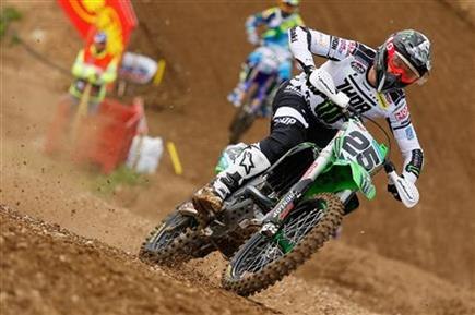 Clement Desalle fifth in France