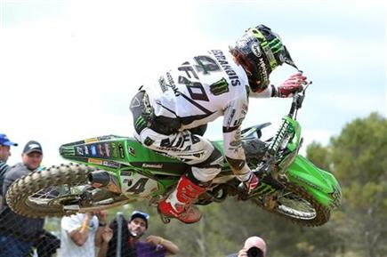 A second place for Dylan Ferrandis in Spain
