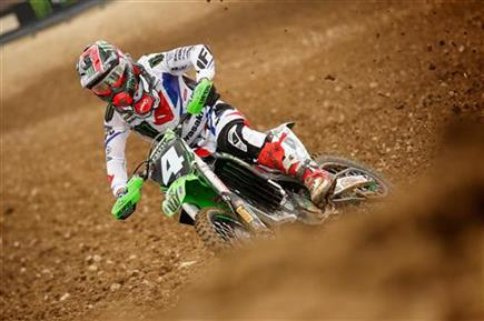 Dylan Ferrandis fifth in his home GP
