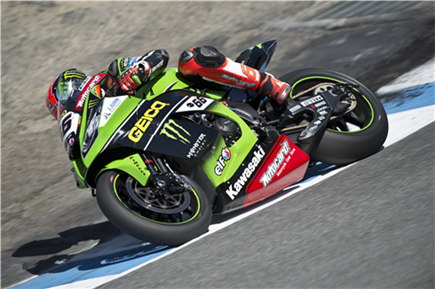GEICO and KRT  team up for Laguna Seca WorldSBK
