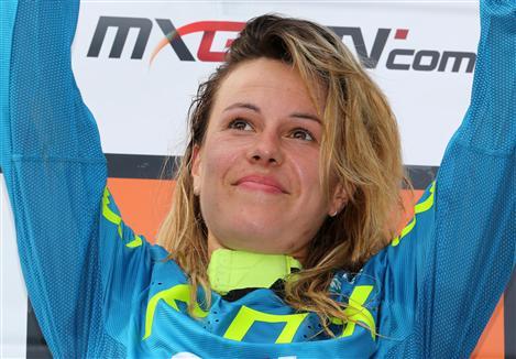 Livia Lancelot wins at home