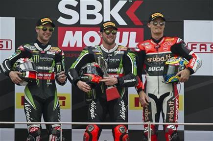 Sykes Wins From Rea In Kawasaki Racing Team 1-2 At Sepang