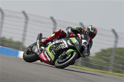 Sykes And Rea Go 1-2 After Strong Early Showing At Donington