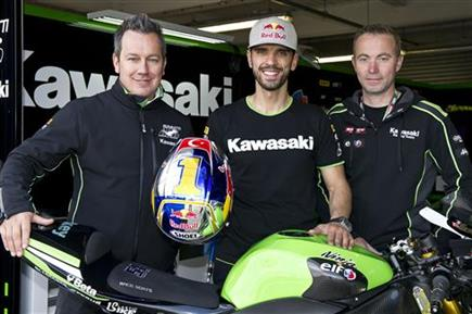 Sofuoglu Re-signs With Kawasaki For 2017
