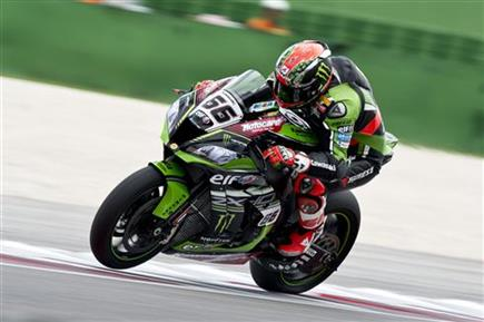 Misano Test A Positive Step For KRT Riders Sykes And Rea