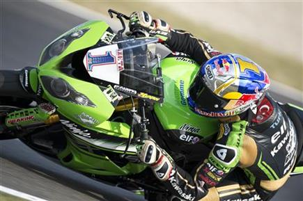 Superpole Number Five Of The Season For Sofuoglu