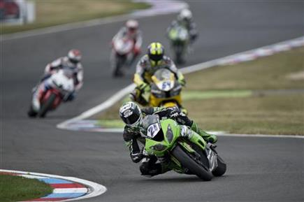 Kawasaki's Title Challengers All Ready For Magny Cours Contest